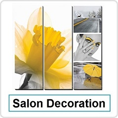 salon decoration