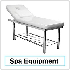 spa salon equipment