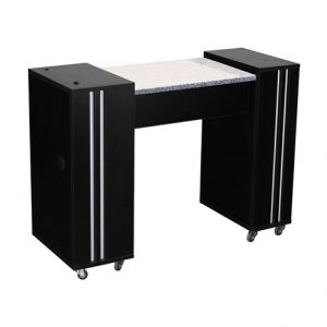 Adelle Manicure Table Black A