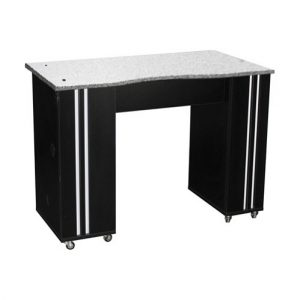 Adelle Manicure Table Black B
