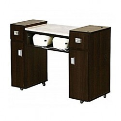 Adelle-Manicure-Table-Chocolate-AUV 222..