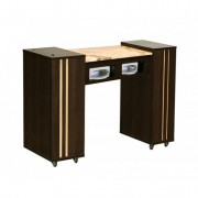 Adelle-Manicure-Table-Chocolate-AUV 444