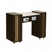 Adelle-Manicure-Table-Chocolate-AUV 555