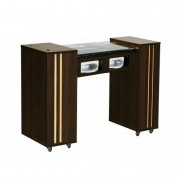 Adelle-Manicure-Table-Chocolate-AUV 666