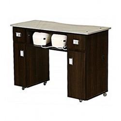 Adelle-Manicure-Table-Chocolate-BUV- 444