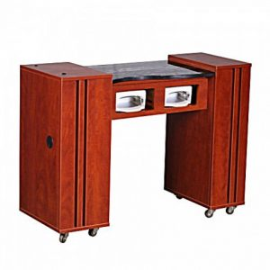 Adelle UV Manicure Table Classic Cherry A