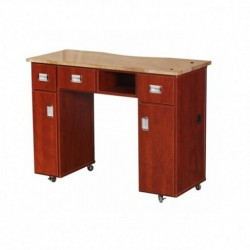Adelle-Manicure-Table-Classic-Cherry-B 444