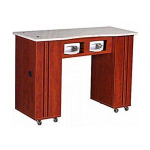 Adelle UV Manicure Table Classic Cherry B