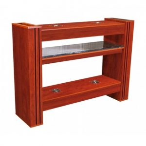 Adelle Nail Drying Station Classic Cherry