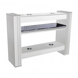 Adelle Nail Drying Station White 000