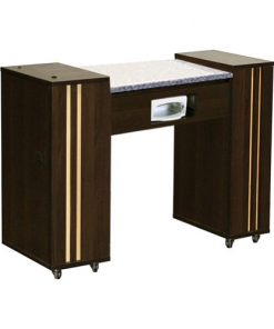 Adelle UV Manicure Table Chocolate A