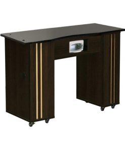 Adelle UV Manicure Table Chocolate B