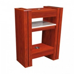 Alego Nail Drying Station 2 Classic Cherry 222