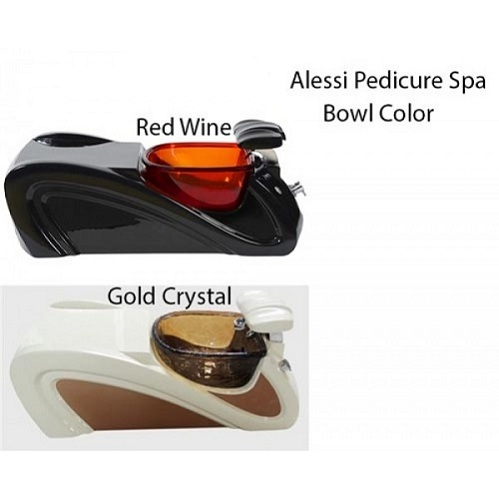 Alessi Pedicure Spa Chair Package – Free Shipping