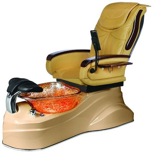 Aqua Rainbow Spa Pedicure Chair