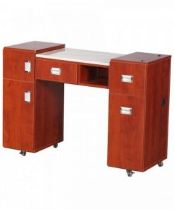Canterbury Manicure Table Classic Cherry A