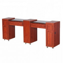 Canterbury Manicure Table Classic Cherry C 222