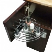 Canterbury UV Manicure Table Chocolate C 444