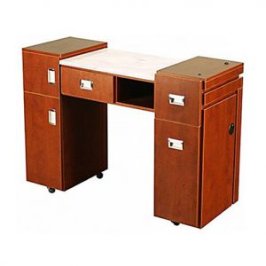 Carina Manicure Table Classic Cherry A