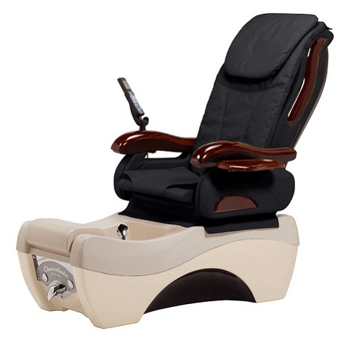 Chocolate 777 Pedicure Spa Chair