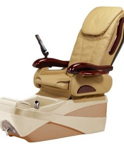 Chocolate SE Pedicure Spa Chair