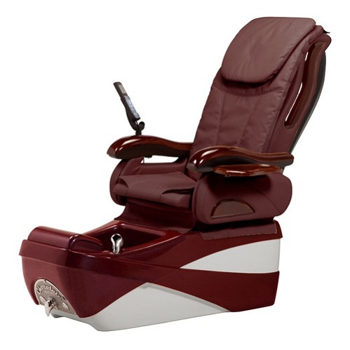 Chocolate SE Spa Pedicure Chair Package – Free shipping