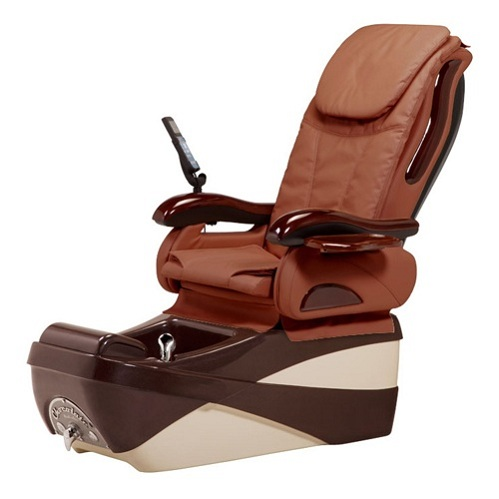 Chocolate Se Spa Pedicure Chair Package Free Shipping