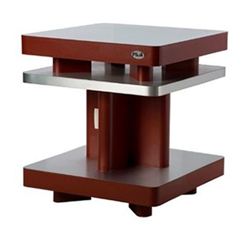 Custom Made Nail Dryer Station UV10 (Burgundy/Aluminum)