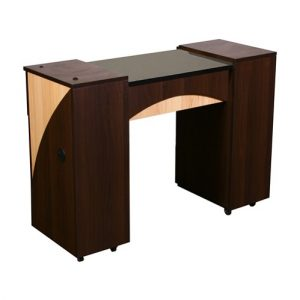 Edita Manicure Table Chocolate A