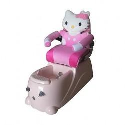 Hello Kitty Pedicure Chair 000
