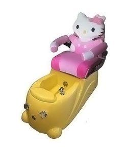 Hello Kitty Pedicure Chair