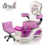 Kids Spa Pedicure Chair 030