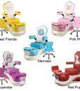 Kids Spa Pedicure Chair 203