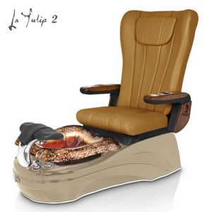 La Tulip 2 Spa Pedicure Chair