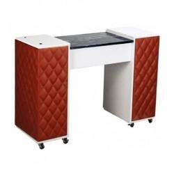 Le Beau Aussi Manicure Table White A 555