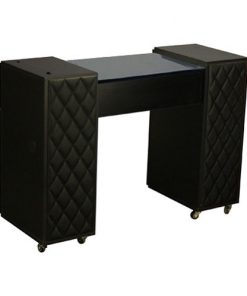 Le Beau Manicure Table Black A