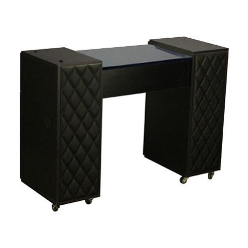 Le Beau Manicure Table Black A