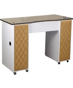 Le Beau Manicure Table White B