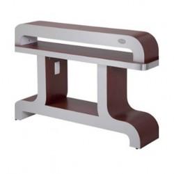 Nail Dryer Station UV9 (Burgundy Aluminum) 000
