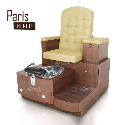 Paris Spa Pedicure Bench