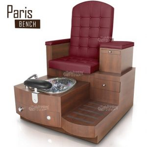 Paris Spa Pedicure Bench