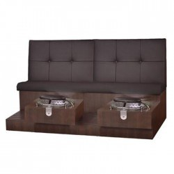 Tiffany Double Spa Pedicure Bench 1