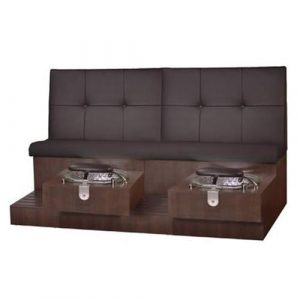 Tiffany Double Spa Pedicure Bench