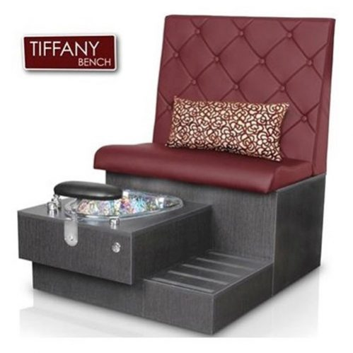 Tiffany Spa Pedicure Bench