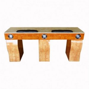 Bristol Double Vented Nail Table