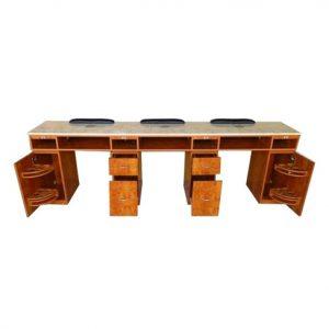 Bristol Triple Nail Table