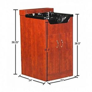 Brook Shampoo Cabinet