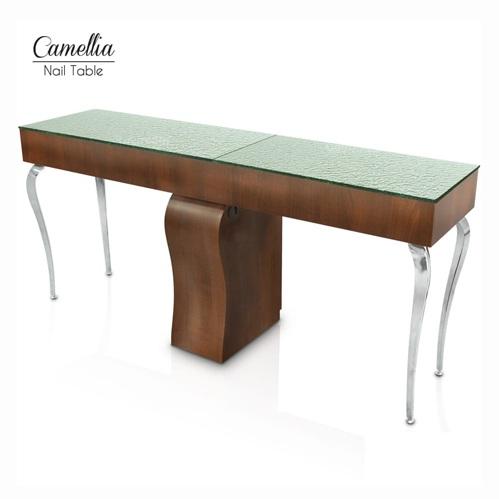 Camellia Double Nail Table