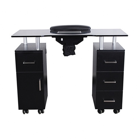 Glasglow Nail Table With Fan 187 Best Deals Pedicure Spa