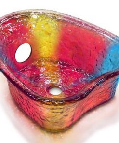 Gs5012 Heartshape Glass Bowl